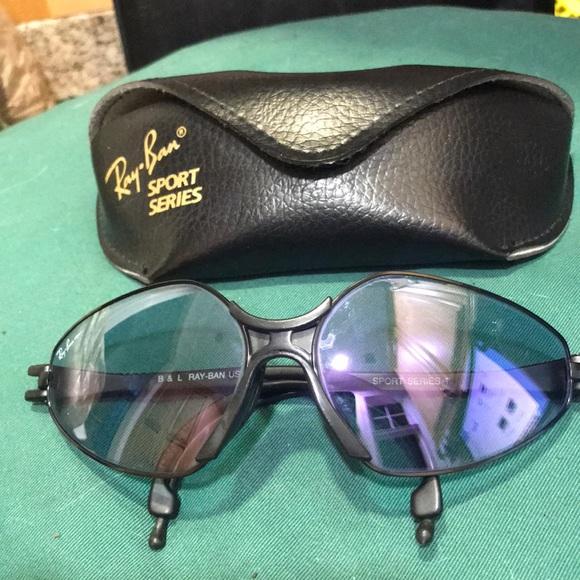 c8641b841c B L vintage Ray Ban Sport Series I sunglasses. M 5b7634ed1e2d2dfe4f36d53f